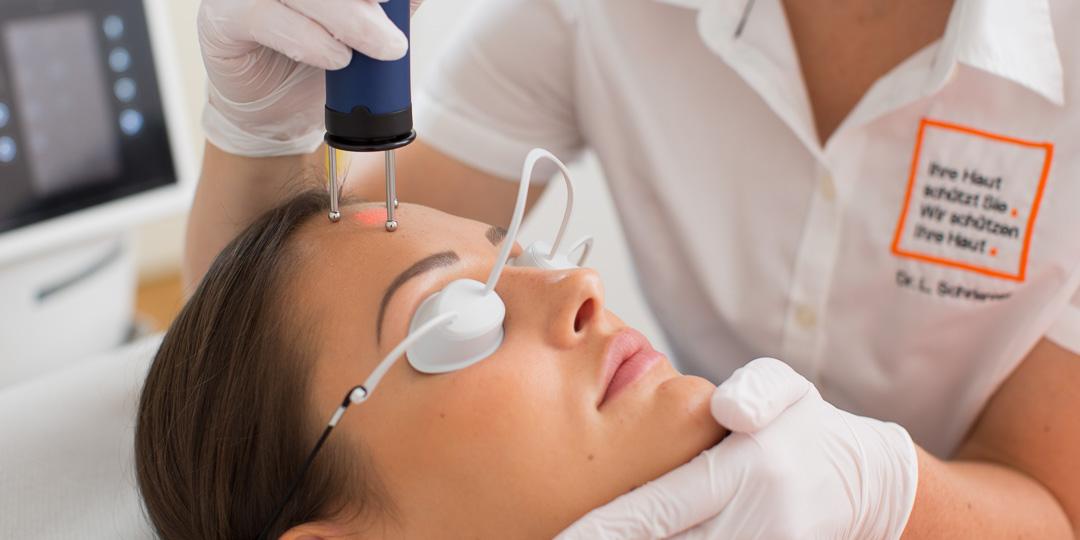 Lasertherapie Dr. Huber