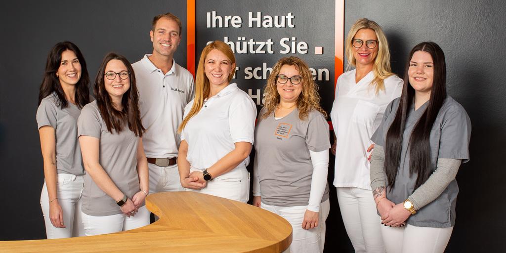 Team Hautarzt Dr. M. Huber